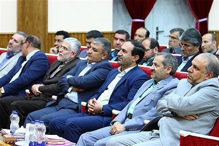 مراسم افتتاحیه دوره آموزشی، توجیهی مدیران و مجریان طرح نماد | Hossein Paryas