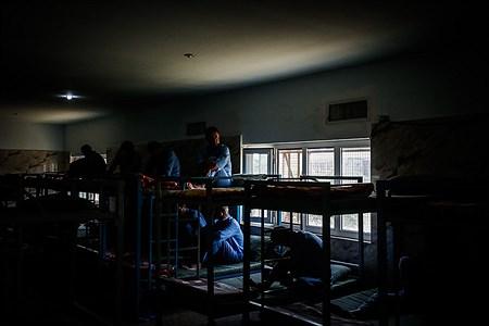 بازدید خبرنگاران از مرکز درمان اعتیاد اخوان ماده 16 | Ali Sharifzade