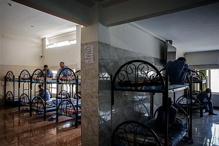 بازدید خبرنگاران از مرکز درمان اعتیاد اخوان ماده 16 |