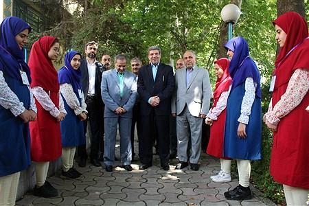 مراسم افتتاحیه دوره آموزشی توجیهی مدیران و مجریان طرح نماد  ۲ | Amir Gholami