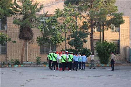 برگزاری جشنواره استانی توانمندیهای پیشتازان پسر استان کرمان  | mohammad saleh k