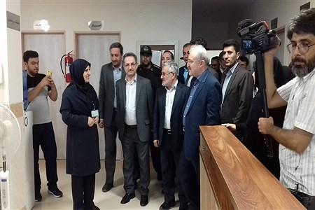 سفر وزیر بهداشت، درمان و آموزش پزشکی کشور به شهرستان فیروزکوه | Fatemeh shahhosseini