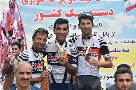 لیگ دوچرخه سواری | Alireza Asgharzadeh