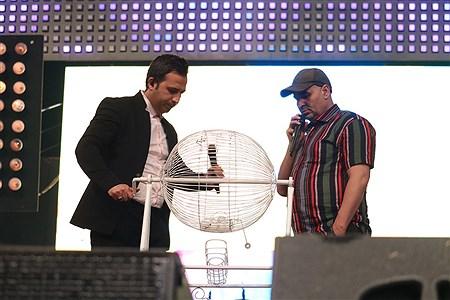 هشتمین شب از بیست و دومین جشنواره تابستانی کیش  | Amir Hossein Yeganeh