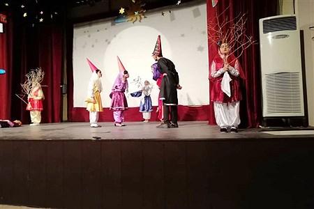 نمایش موزیکال حسن کچل در برازجان | Mehtab Bustani