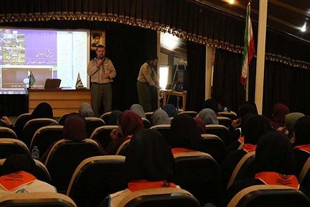 اردوی پیشتازان شهر تهران با شعار همفکری، همدلی و همکاری در اردوگاه ابوذر تهران برگزار شد | Zahra Alihashemi