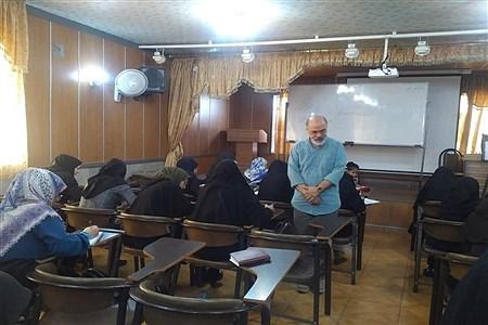برگزاری کارگاه آموزش خوشویسی  آموزش و پرورش ناحیه یک ری  | sheyda mashhour