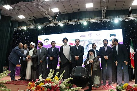 بیست و یکمین جشنواره خیرین مدرساز خوزستان با حضور سرپرست وزارت آموزش  و پرورش در اهواز-2 | Nazanin Haddad