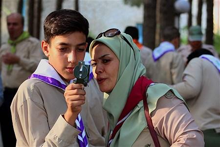 تلاش و تمرین پیشتازان پسر شهرستانهای استان تهران برای حضور موفق در اردوی ملی | Amir Gholami