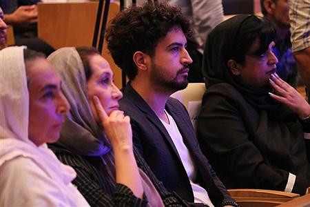اختتامیه جشنواره فیلم سینما تورز در کیش  | Amir Hossein Yeganeh