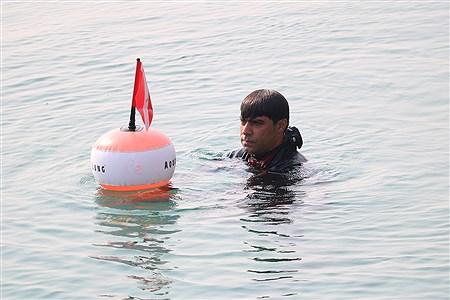 اولین روز مسابقات عمق غواصی نیرو های مسلح جهان در کیش    Amir Hossein Yeganeh