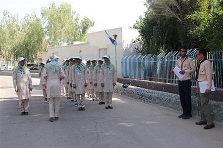 پیش اردوی ملی دانش آموزان پیشتاز سازمان دانش آموزی سیستان و بلوچستان برگزار شد | narjes gholame