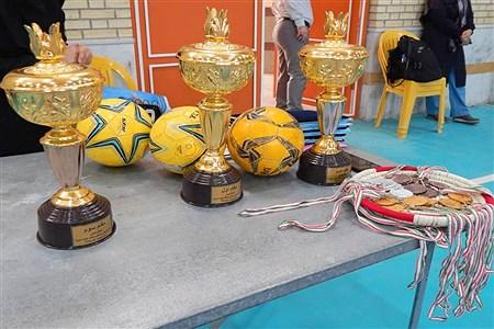مسابقات فوتسال بانوان جام خوشه چین | Mahtab boustani