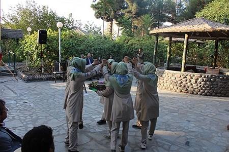 آیین اختتامیه پیش اردوی پیشتازان سیستان و بلوچستان برگزار شد | narjes gholami