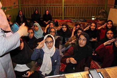 پیش اردوی ملی دختران پیشتاز استان کهگیلویه و بویراحمد | samad ehsani