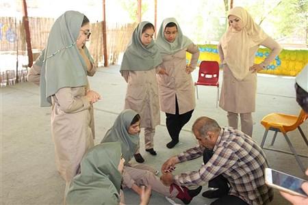 پیش اردوی ملی  دانش آموزان پیشتاز دختر  استان کهگیلویه و بویراحمد (2) | samad ehsani