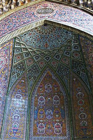 مسجد نور و رنگ  | Ahmadreza Karimiyan