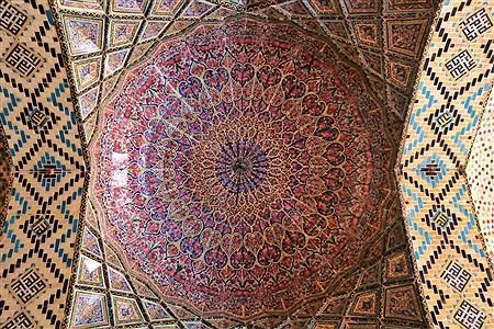 مسجد نور و رنگ  | Alireza fahimi