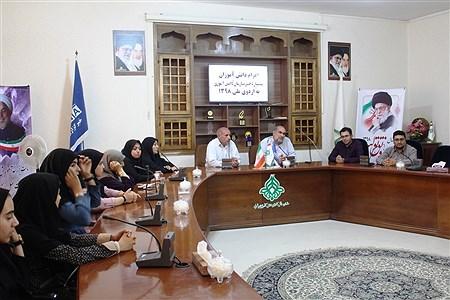 ارومیه(پانا)- اعزام دانش آموزان پیشتاز دختر سازمان دانش آموزی آذربایجان غربی  به اردوی ملی | reza maroufi