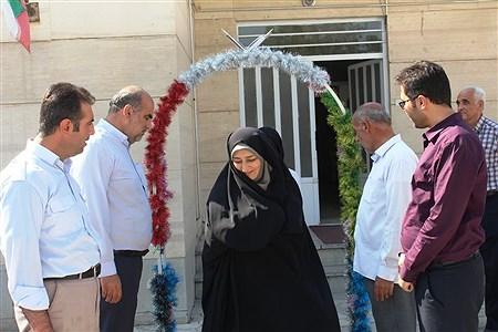 اعزام دانش آموزان پیشتاز دختر سازمان دانش آموزی آذربایجان غربی  به اردوی ملی | reza maroufi