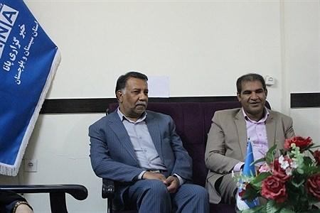 حضور مدیران کل دستگاه های اجرایی در خبرگزاری پانا   piran