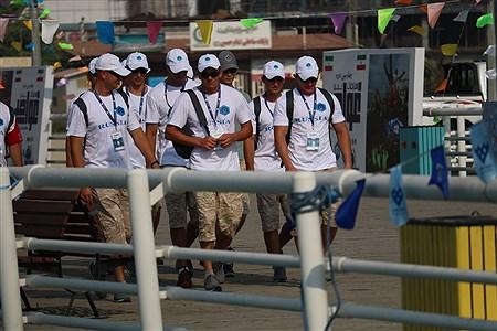 سومین روز مسابقات عمق غواصی نیروهای مسلح جهان در کیش | Amir Hossein Yeganeh