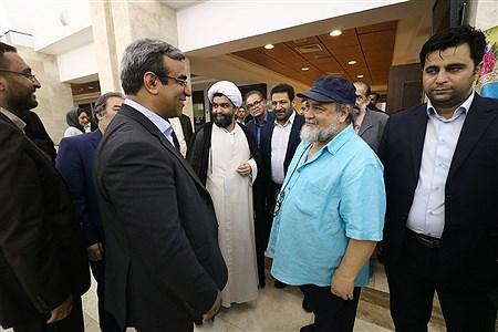 مراسم بزرگداشت روز خبرنگار در کیش  | Amir Hossein Yeganeh