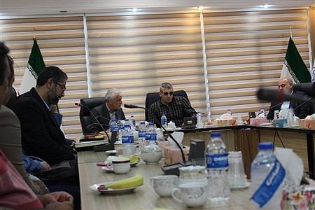 آیین تجلیل از خبرنگاران و اصحاب رسانه اسلامشهر | Sasan Haghshenas