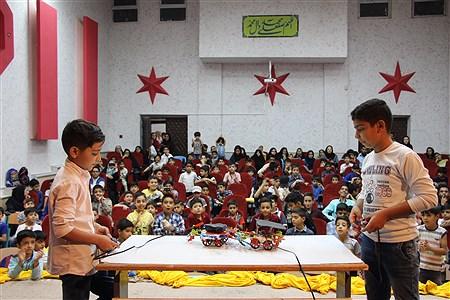 اختتامیه کلاس های تابستانه کانون شهید مطهری  | Fatemeh Behboodian