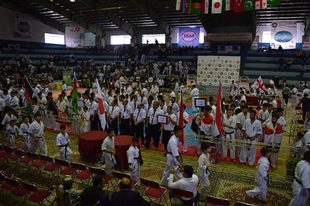 مسابقات کاراته کیوکوشین | Mohamadreza Moniri