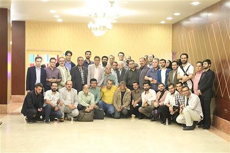 آیین گرامی داشت روز خبرنگار    Ahmadreza Karimiyan