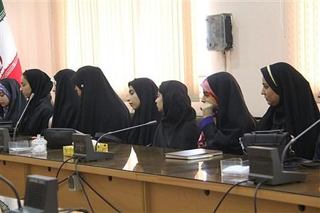 نشست خبرنگاران | Fatemeh Miri