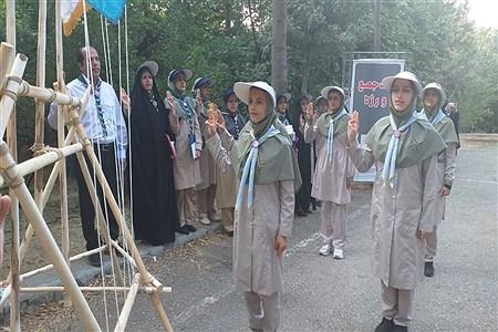 نهمین دوره اردوی ملی | Fatemeh Abaszadeh