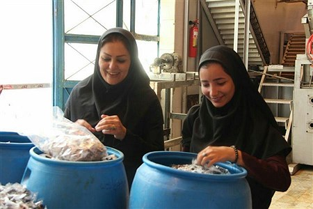 شیروان (پانا) -بازدید خبرنگاران از کارگاه های  شرکت شهرک های صنعتی استان خراسان شمالی  | Nima Moradi