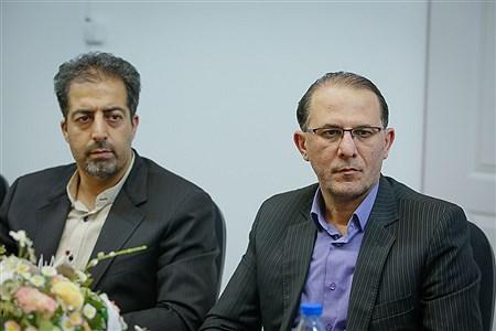بازدید سرپرست آموزش و پرورش از خبرگزاری پانا | Hossein Paryas