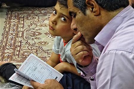 همزمان با برگزاری دعای پرفیض عرفه در سراسر ایران امروز در نقاط مختلف استان زنجان برگزار شد. | Arian Bahmani