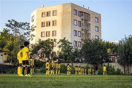 تابستان و مدارس فوتبالش | Ali Arsalani