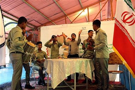 پذیرش برگزیدگان سی و هفتمین جشنواره فرهنگی هنری پسران سراسر کشور | Amir Gholami
