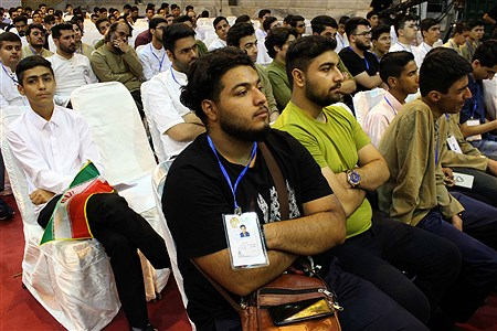 افتتاحیه سی و هفتمین جشنواره فرهنگی و هنری پسران سراسر کشور | Amir Gholami