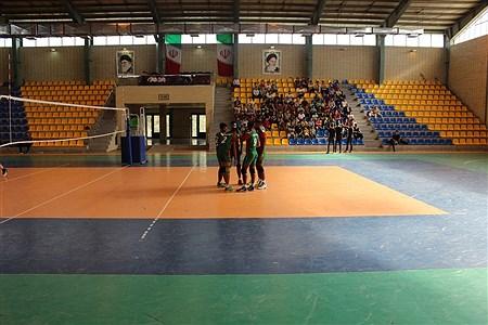 دیدار دوستانه تیم های والیبال بنگلادش و بسیج اسلامشهر | Sasan Haghshenas
