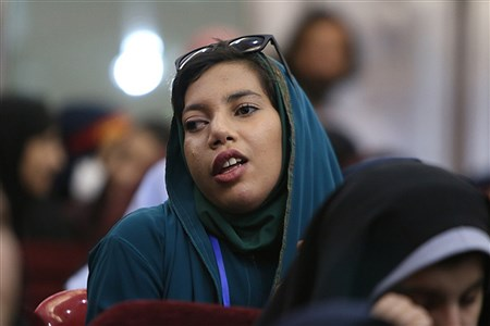مراسم اختتامیه مسابقات فرهنگی هنری و ورزشی دانش آموزان دختر با نیازهای ویژه سراسر کشور | Zahra Alihashemi