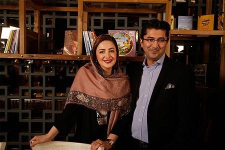 رونمایی از کتاب «بعضی رازها را نباید نگهداشت»  | Hossein Paryas