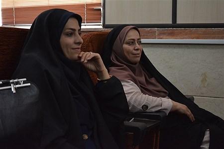 آیین تجلیل از مربیان پیشتاز سازمان دانش آموزی آموزش و پرورش شهرستان شهریار | Sara Vesagh
