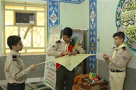 پیش اردوی ملی پیشتازان پسر خوزستان  | Mohamad Shahrokh Nasab
