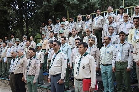 نهمین دوره ی اردوی ملی پیشتازان کشور | Mahdi Asadi