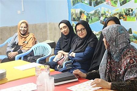 جلسه هماهنگی برگزاری مراسم عید غدیر به مدیریت دبستان علامه بحرالعلوم  | fatemeh zandi