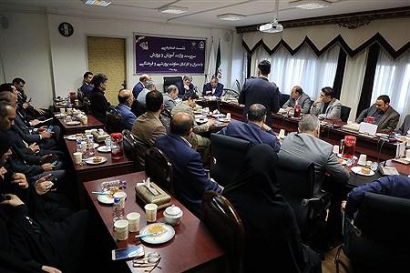 نشست صمیمی سرپرست وزارت آموزش و پرورش با مدیران و کارکنان معاونت پرورشی و فرهنگی | Bahman Sadeghi