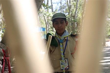 دومین روز از نهمین دوره اردوی ملی پیشتازان کشور  | Mahdi Asadi