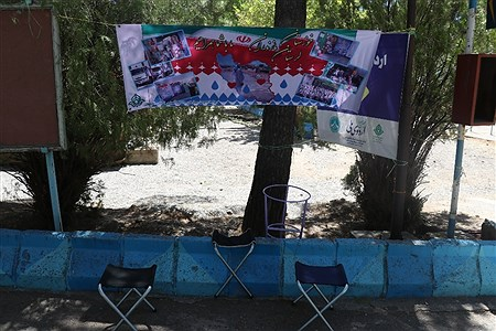 پخت و پز دانش آموزان آموزان پسر در نهمین دوره اردوی ملی پیشتازان کشور  | Moein Mohammadirokh