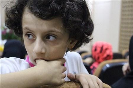 جشنواره غذا و جنگ شادی کودکان اوتیسم | Sara Khotanloo
